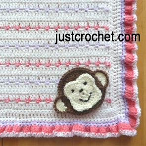 Free Baby Crochet Pattern Preemie Blanket Uk